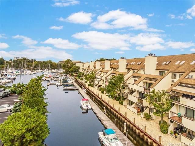 105 Harbor Drive #125, Stamford, CT 06902 (MLS #170339043) :: Around Town Real Estate Team