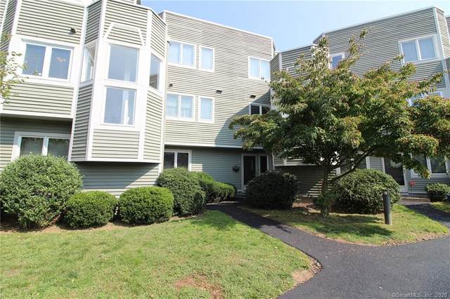 1414 Whitney Avenue C1, Hamden, CT 06517 (MLS #170339070) :: The Higgins Group - The CT Home Finder