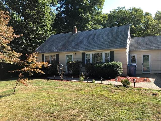 14 Merry Lane, Ledyard, CT 06335 (MLS #170339110) :: Around Town Real Estate Team