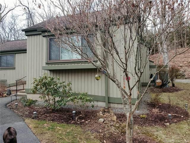 1018 Heritage Village B, Southbury, CT 06488 (MLS #170339133) :: Spectrum Real Estate Consultants