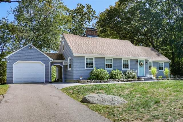 53 Vinegar Hill Road, Ledyard, CT 06335 (MLS #170339150) :: The Higgins Group - The CT Home Finder