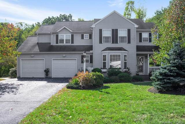 7 Spring Hill Lane, Bloomfield, CT 06002 (MLS #170339155) :: Kendall Group Real Estate | Keller Williams