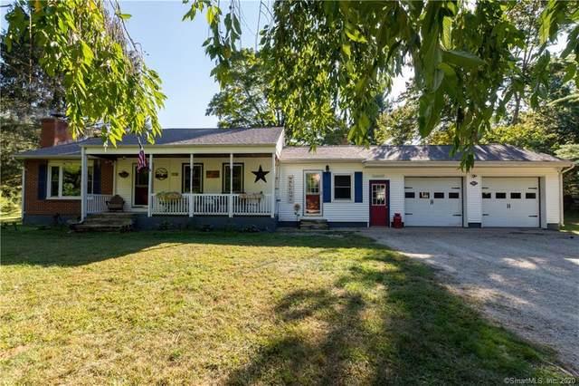 17 Church Road, Eastford, CT 06242 (MLS #170339165) :: Spectrum Real Estate Consultants