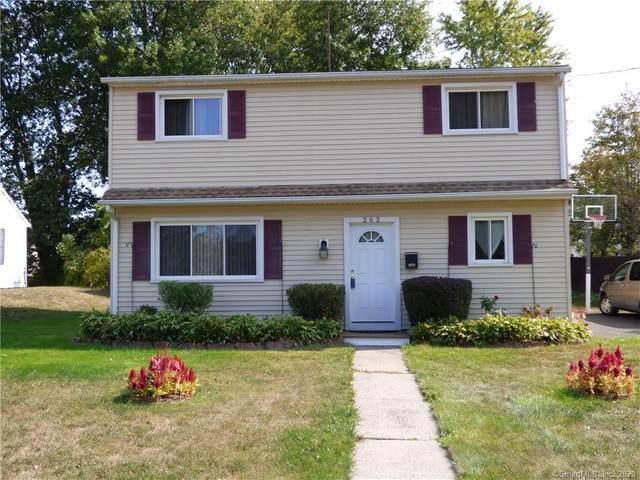 262 Granby Street, Hartford, CT 06112 (MLS #170339183) :: Spectrum Real Estate Consultants