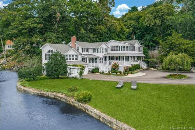 71 Goodwives River Road, Darien, CT 06820 (MLS #170339184) :: Frank Schiavone with William Raveis Real Estate