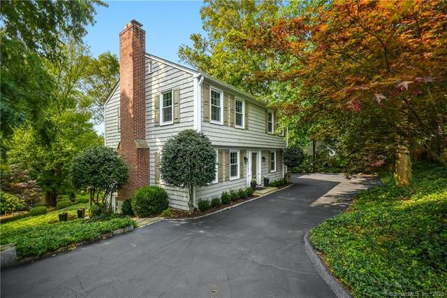 65 Mansfield Avenue, Darien, CT 06820 (MLS #170339188) :: Frank Schiavone with William Raveis Real Estate