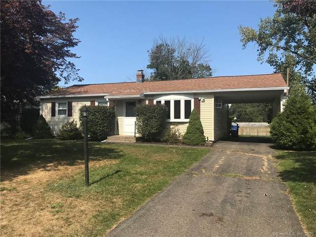 114 Shelley Road, Meriden, CT 06451 (MLS #170339209) :: Team Feola & Lanzante | Keller Williams Trumbull