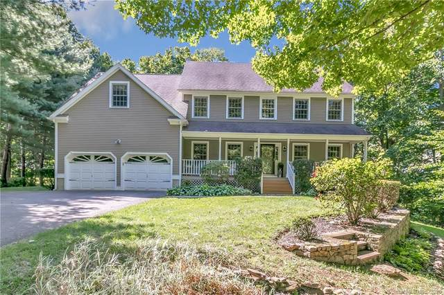 15 Snowberry Lane, Shelton, CT 06484 (MLS #170339219) :: Spectrum Real Estate Consultants