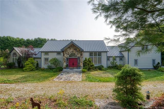 794 Warrenville Road, Mansfield, CT 06250 (MLS #170339222) :: Michael & Associates Premium Properties | MAPP TEAM