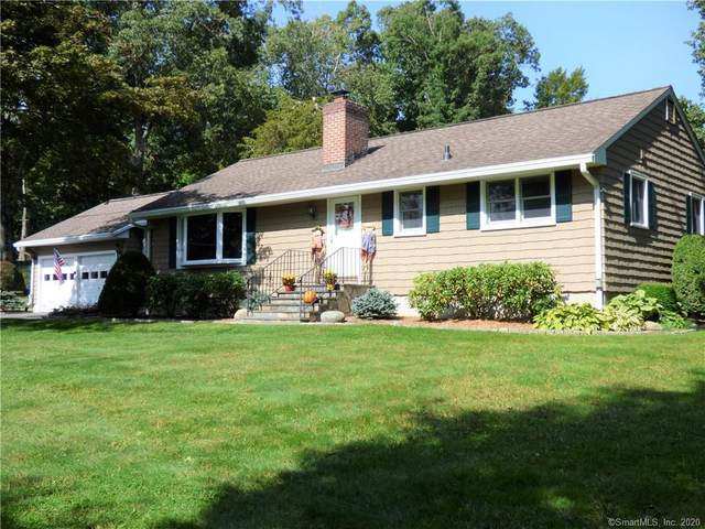 10 Parker Hill Road, Brookfield, CT 06804 (MLS #170339246) :: Kendall Group Real Estate | Keller Williams