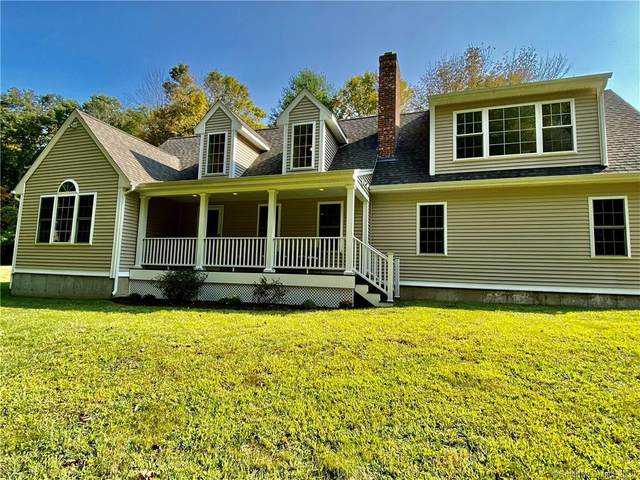 17 Lake Road, Hebron, CT 06231 (MLS #170339249) :: The Higgins Group - The CT Home Finder
