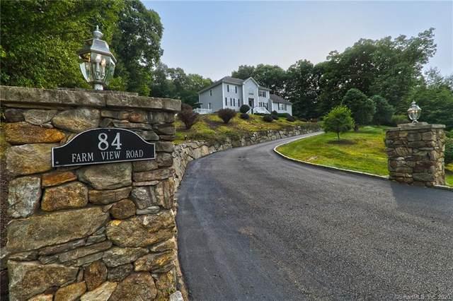 84 Farm View Road, Bethany, CT 06524 (MLS #170339254) :: Mark Boyland Real Estate Team