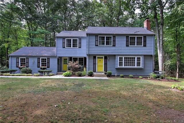 13 Westridge Drive, Simsbury, CT 06070 (MLS #170339273) :: Team Phoenix