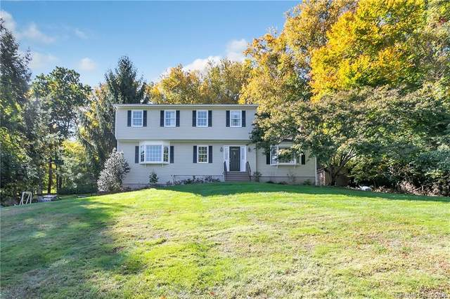 153 Okenuck Way, Shelton, CT 06484 (MLS #170339283) :: Kendall Group Real Estate | Keller Williams