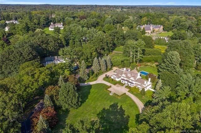 90 Hemlock Hill Road, New Canaan, CT 06840 (MLS #170339295) :: Mark Boyland Real Estate Team