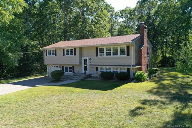 26 Overlook Road, Ledyard, CT 06335 (MLS #170339308) :: The Higgins Group - The CT Home Finder