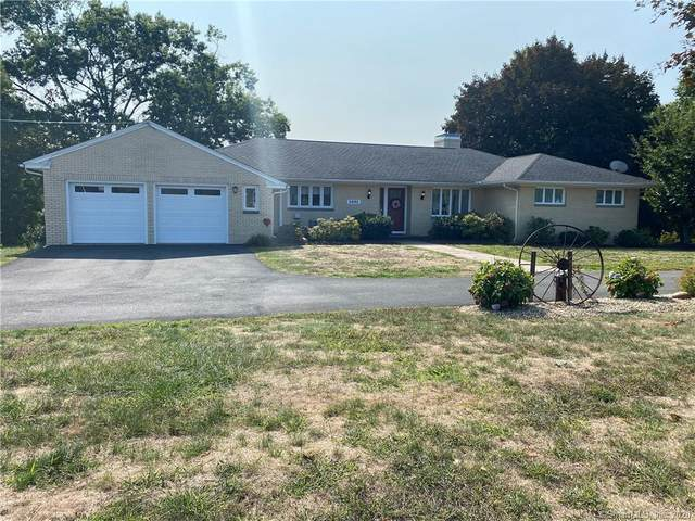 1071 Sheldon Street, Suffield, CT 06093 (MLS #170339325) :: The Higgins Group - The CT Home Finder