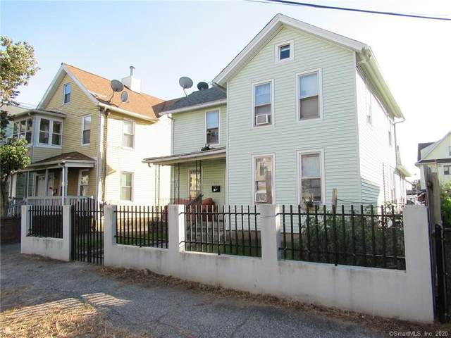1019 Hancock Avenue, Bridgeport, CT 06605 (MLS #170339330) :: The Higgins Group - The CT Home Finder