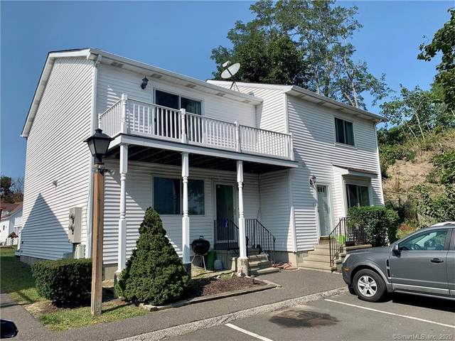 22 Triangle Street B11, Danbury, CT 06810 (MLS #170339427) :: The Higgins Group - The CT Home Finder