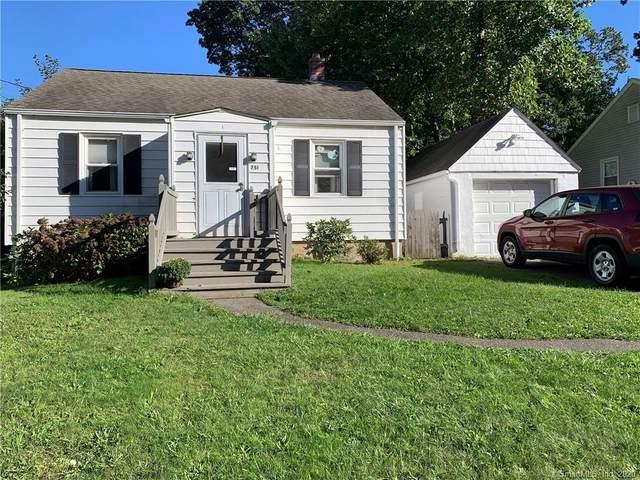 751 Jones Hill Road, West Haven, CT 06516 (MLS #170339447) :: Sunset Creek Realty