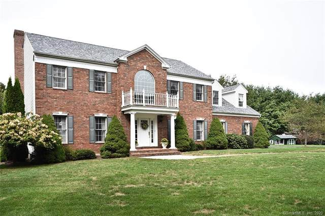 11 Regency Drive, North Haven, CT 06473 (MLS #170339452) :: Carbutti & Co Realtors