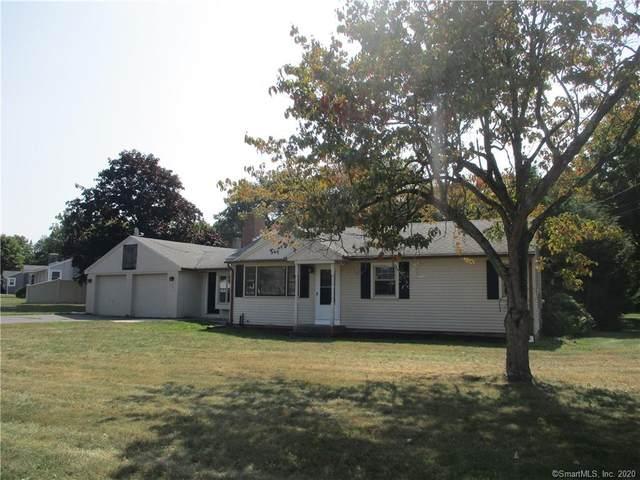240 Windsorville Road, Ellington, CT 06029 (MLS #170339468) :: The Higgins Group - The CT Home Finder