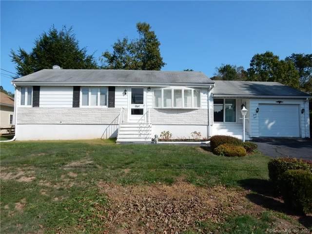 34 Edgehill Drive, East Haven, CT 06512 (MLS #170339498) :: GEN Next Real Estate