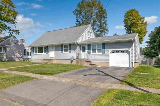 140 Brookbend Drive, Stratford, CT 06614 (MLS #170339544) :: Mark Boyland Real Estate Team