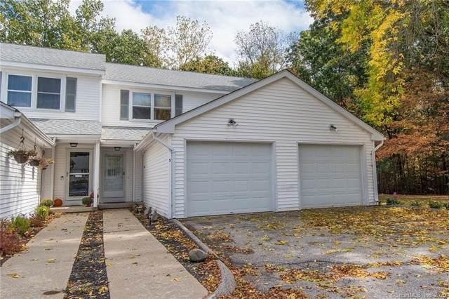 5 Woodstock Hills Drive #5, Woodstock, CT 06281 (MLS #170339548) :: Spectrum Real Estate Consultants
