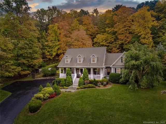296 Oscaleta Road, Ridgefield, CT 06877 (MLS #170339595) :: GEN Next Real Estate