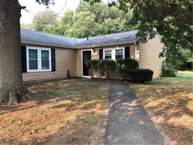 28 Meryl Court #28, Groton, CT 06340 (MLS #170339602) :: GEN Next Real Estate