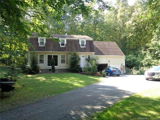40 Cedar Hill Road, Newtown, CT 06470 (MLS #170339606) :: Kendall Group Real Estate | Keller Williams