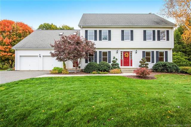 92 Spinners Run, South Windsor, CT 06074 (MLS #170339621) :: Hergenrother Realty Group Connecticut