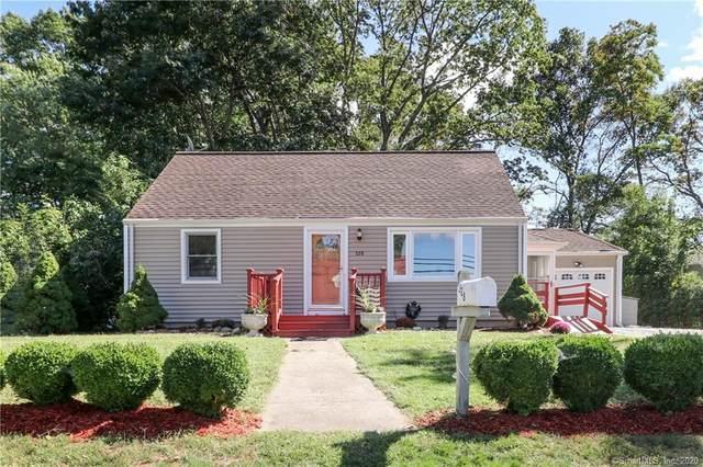 328 Meadows End Road, Milford, CT 06460 (MLS #170339643) :: Kendall Group Real Estate | Keller Williams
