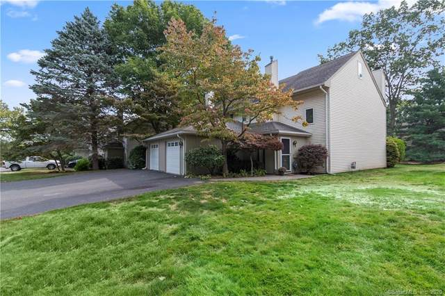 192 Dusky Lane #192, Suffield, CT 06078 (MLS #170339677) :: NRG Real Estate Services, Inc.