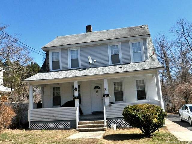 21 Strong Street, New Haven, CT 06515 (MLS #170339680) :: The Higgins Group - The CT Home Finder