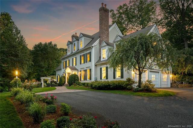 31 Clapboard Hill Road, New Canaan, CT 06840 (MLS #170339741) :: Frank Schiavone with William Raveis Real Estate