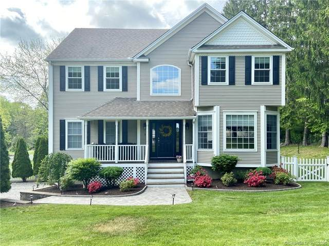 3 Molnar Drive, Shelton, CT 06484 (MLS #170339896) :: Michael & Associates Premium Properties | MAPP TEAM