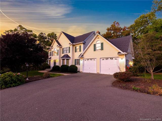 7 Jonathan Drive, Ellington, CT 06029 (MLS #170339955) :: NRG Real Estate Services, Inc.