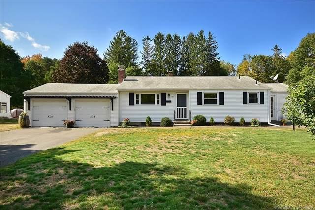 89 Benedict Drive, South Windsor, CT 06074 (MLS #170340024) :: Kendall Group Real Estate | Keller Williams