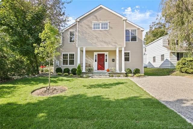 59 Hillside Avenue, New Canaan, CT 06840 (MLS #170340103) :: Mark Boyland Real Estate Team