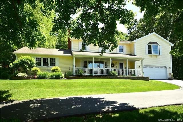 33 Gail Drive, Ellington, CT 06029 (MLS #170340117) :: NRG Real Estate Services, Inc.