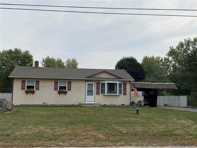 25 Beatrice Avenue, Killingly, CT 06239 (MLS #170340127) :: The Higgins Group - The CT Home Finder