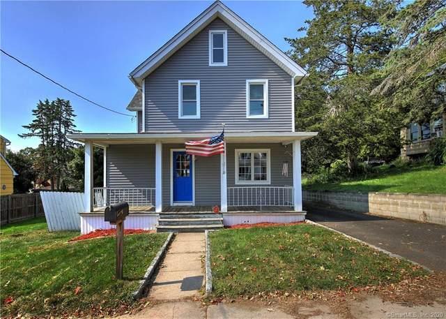 58 Beebe Street, Naugatuck, CT 06770 (MLS #170340136) :: GEN Next Real Estate