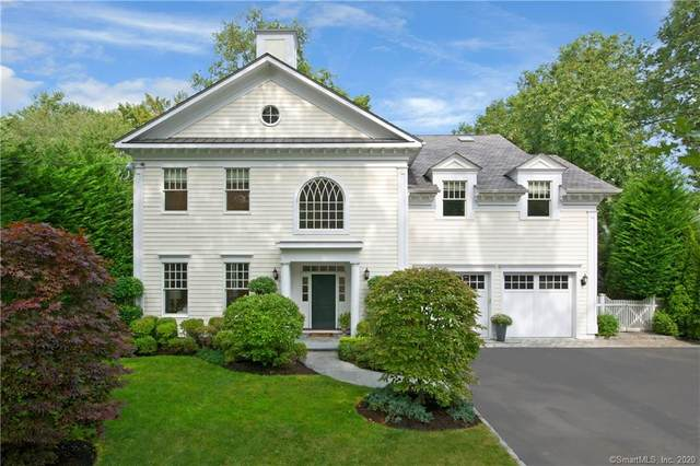 26 Circle Drive, Greenwich, CT 06830 (MLS #170340205) :: Sunset Creek Realty