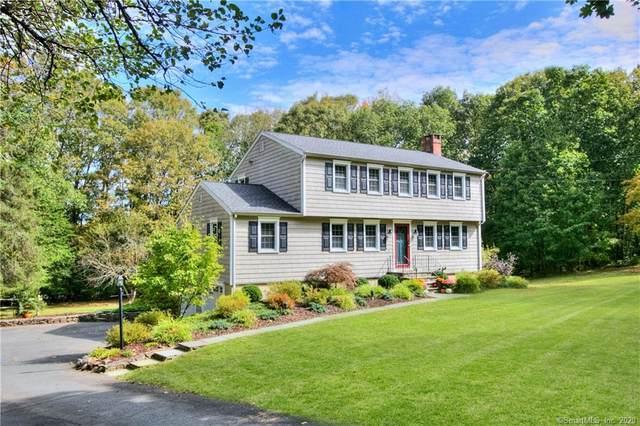 42 Wilton Road W, Ridgefield, CT 06877 (MLS #170340207) :: Kendall Group Real Estate | Keller Williams