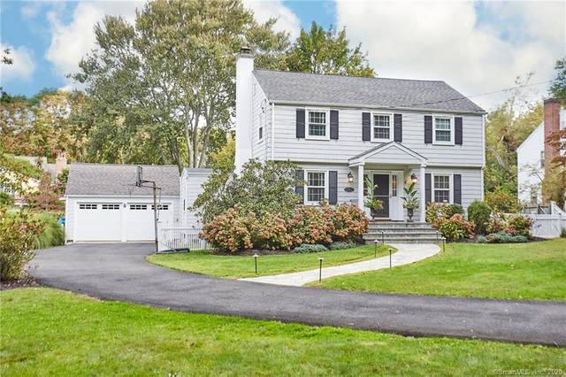 500 Mill Hill Terrace, Fairfield, CT 06890 (MLS #170340227) :: Kendall Group Real Estate | Keller Williams