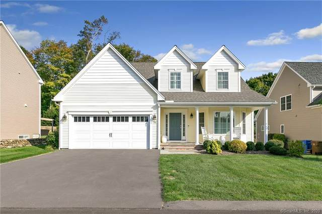 31 Hawks Ridge Drive, Shelton, CT 06484 (MLS #170340261) :: Michael & Associates Premium Properties | MAPP TEAM