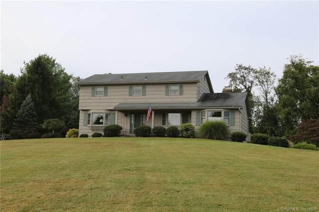 7 W Ridge Road, New Fairfield, CT 06812 (MLS #170340268) :: Kendall Group Real Estate | Keller Williams