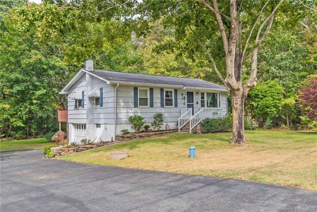 1807 Center Groton Road, Ledyard, CT 06339 (MLS #170340271) :: Kendall Group Real Estate | Keller Williams